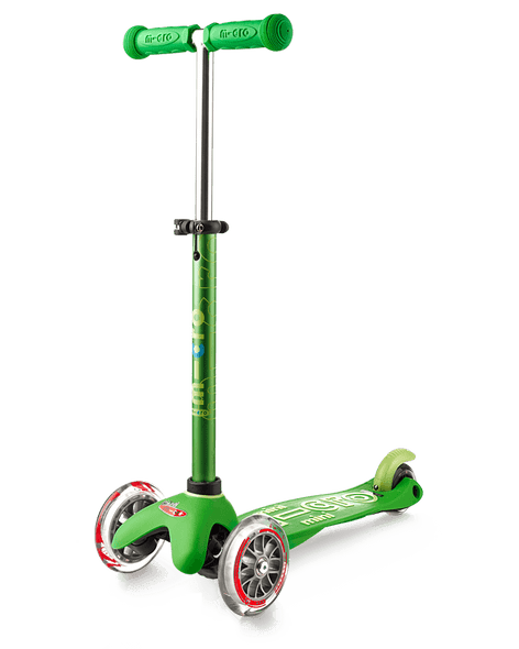 Mini Deluxe Scooter - Green