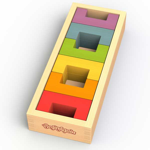 Build It 12pc Beginner Block Set