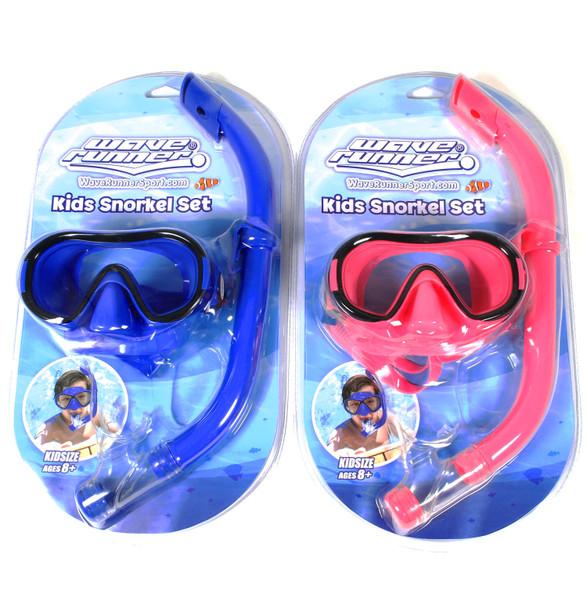 Kids' Snorkel Set