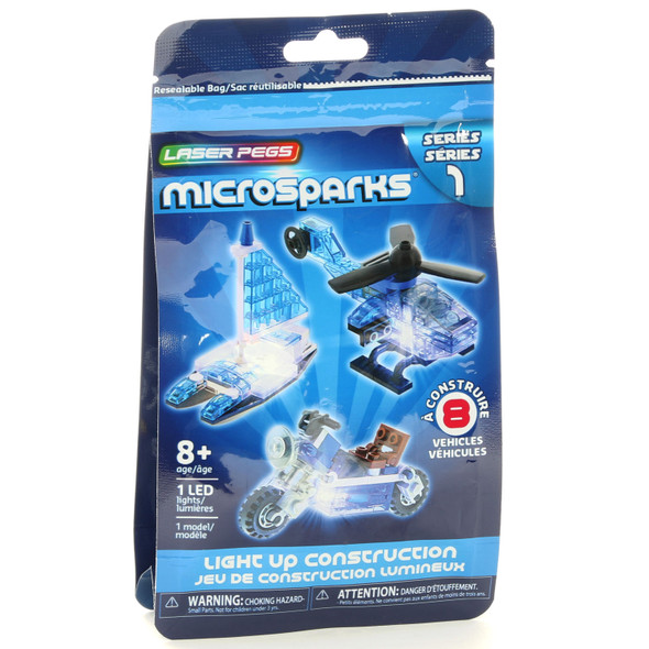 Laser Pegs Microsparks Mystery Bag