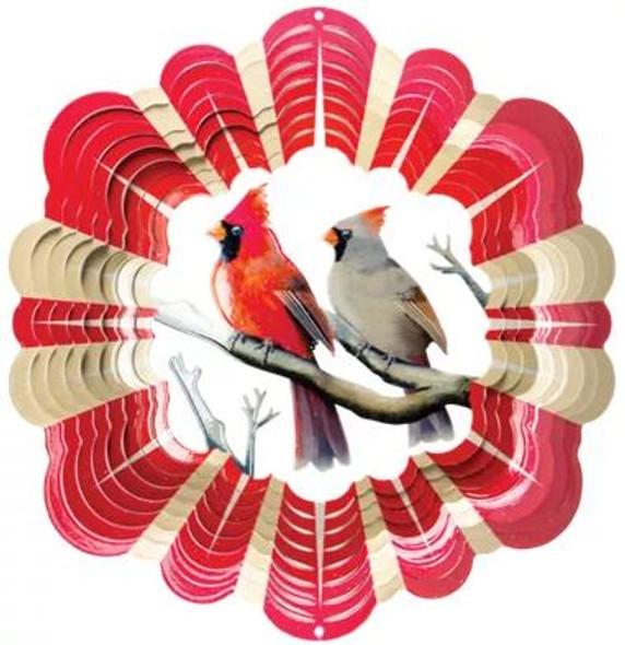 Cardinals Mini Wind Spinner