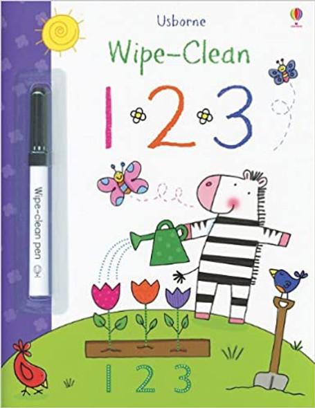 123 Wipe Clean Book
