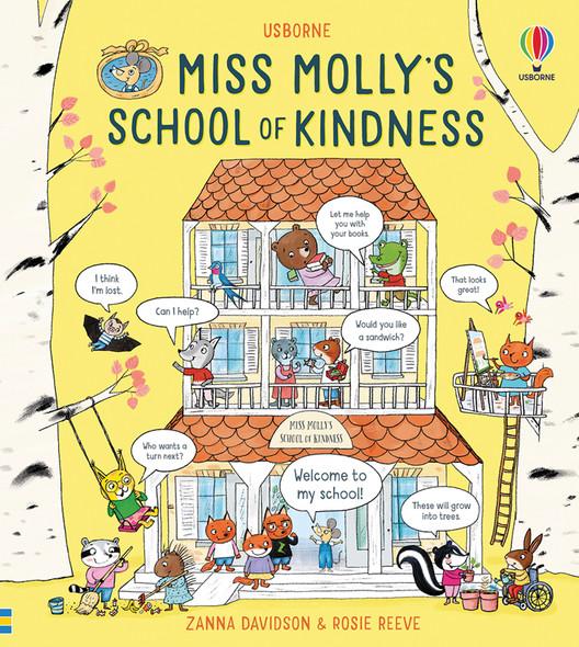 Miss Molly's School of Kindness Book