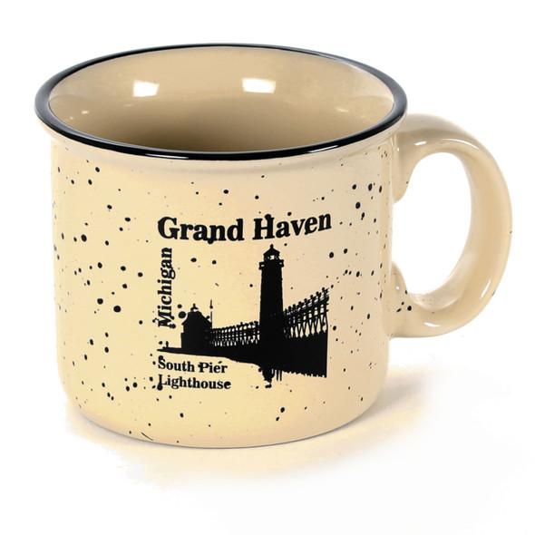 Grand Haven Sand Campfire Mug