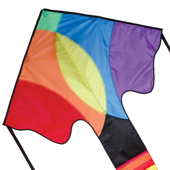 Contempo Rainbow Large Easy Flyer Kite