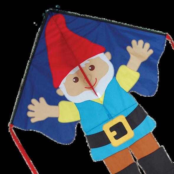 Gnome Large Easy Flyer Kite