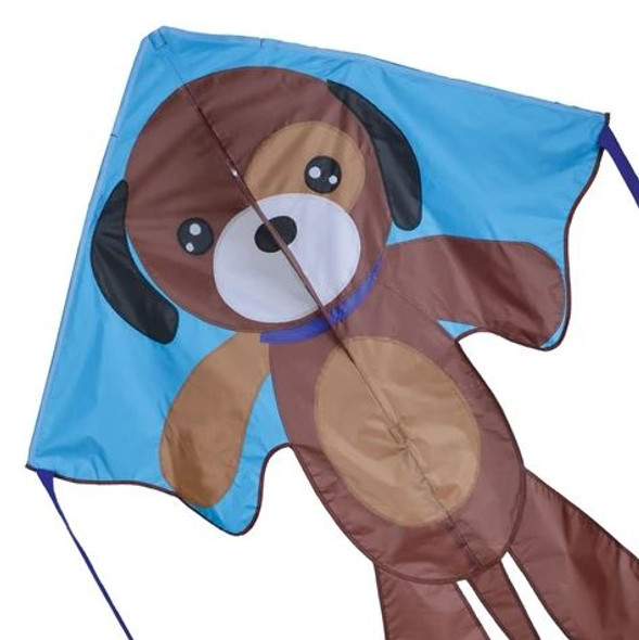 Spunky Puppy Large Easy Flyer Kite