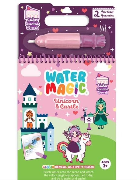 Unicorn & Castle Water Magic