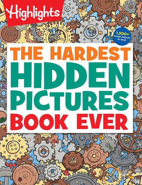 Hardest Hidden Pictures Book Ever