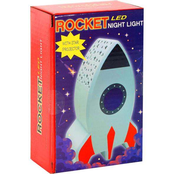 Rocket LED Night Light