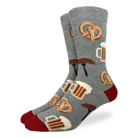 Oktoberfest X-Large Socks