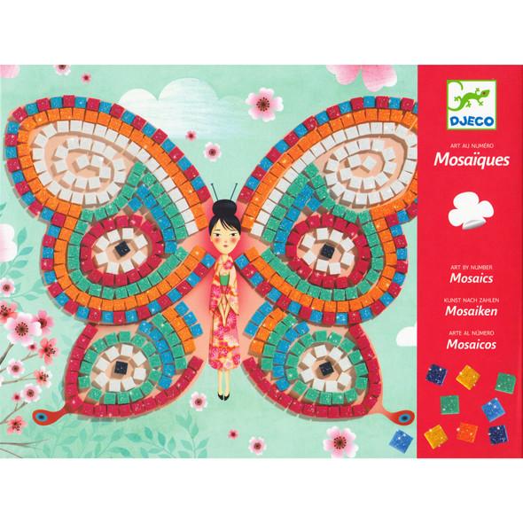 Mosaics Art Kit - Butterflies