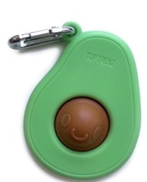 Avocado Pop Keychain Fidget