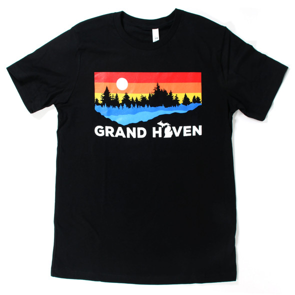 Grand Haven Lake short sleeve tee