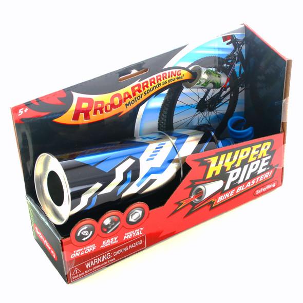 Hyper Pipe - Blue Lightning Thunderbird
