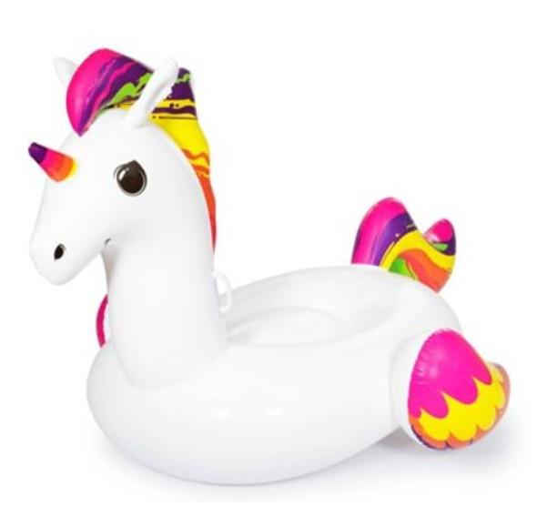 Fantasy Unicorn Ride-On Pool Toy