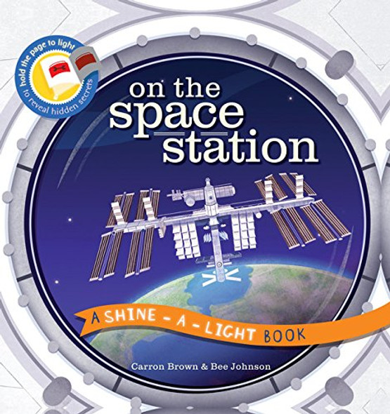 Space Station Shine a Light Book