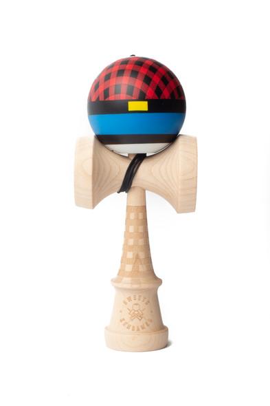 Lumberjack V28 Textile Kendama