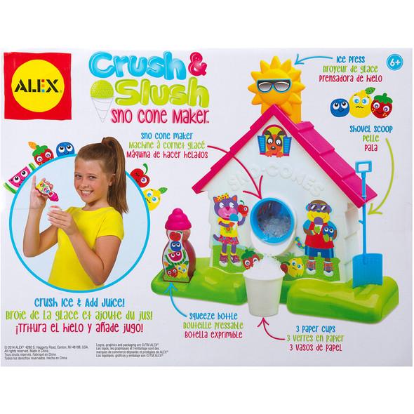 Slush & Crush Sno Cone Maker