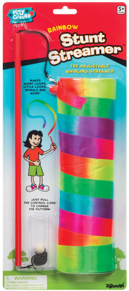 Rainbow Stunt Streamer