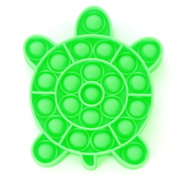 Pop It Turtle Fidget