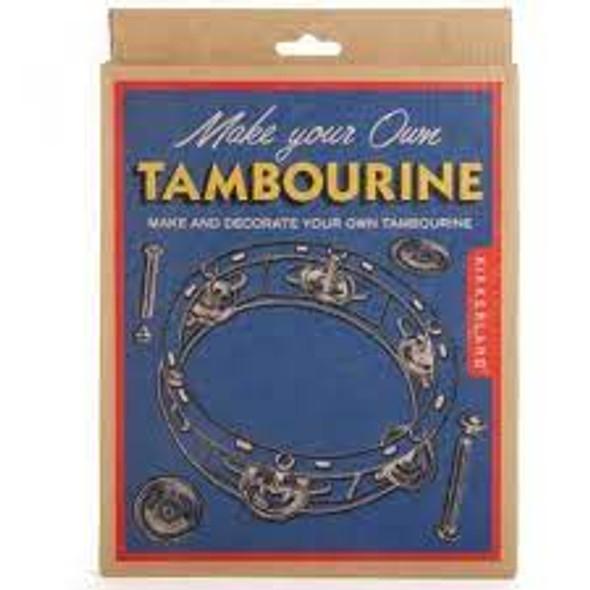 Make Your Own Tambourine Set