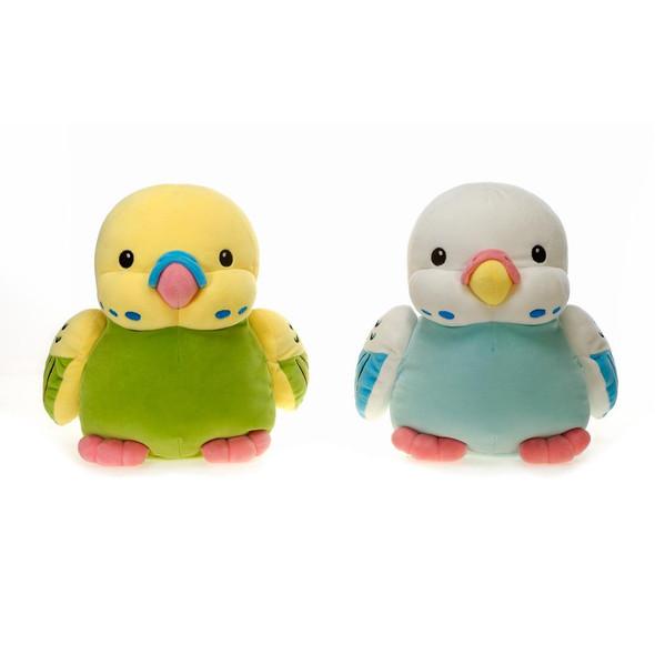 Parakeet Huggy Plush
