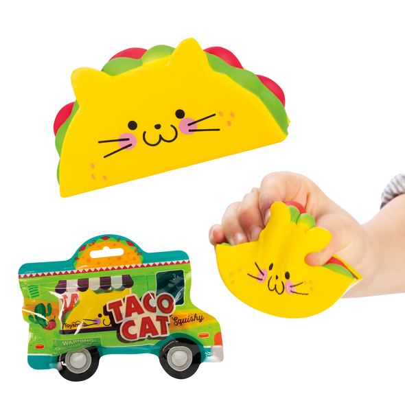 Taco Cat Fidget