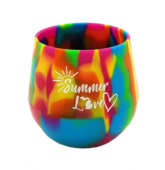 Summer Love Siliwine cup