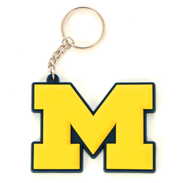 U of M Keychain