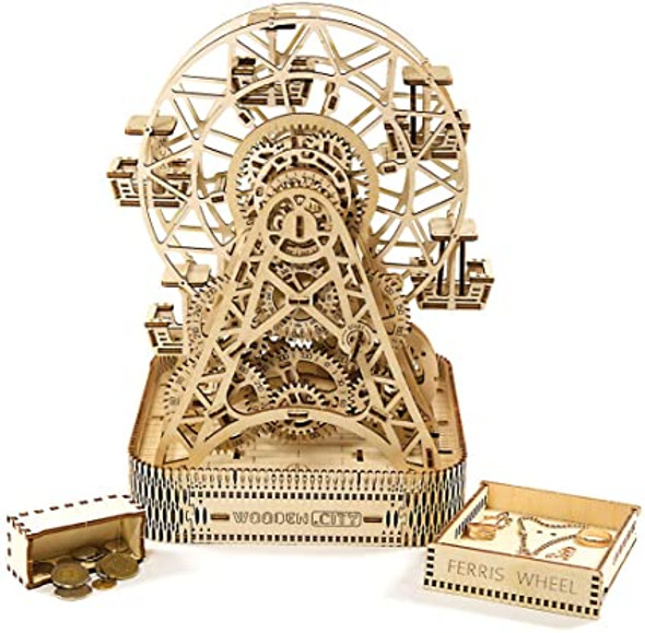 Wooden City Ferris Wheel