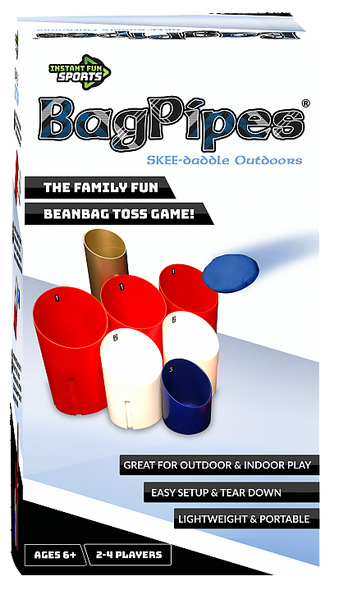 Bag Pipes Outdoor Game