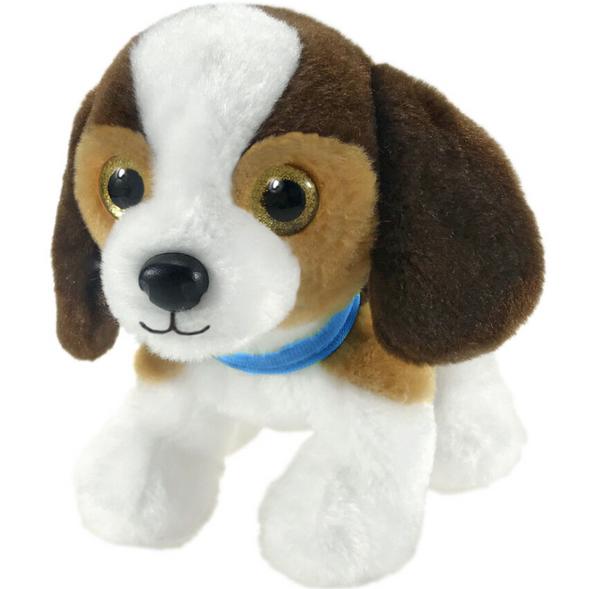 Plush Beagle