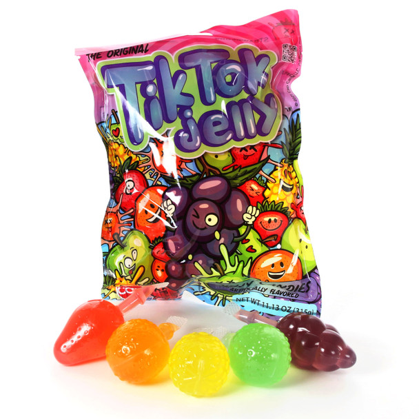 Tik Tok Jelly Candy