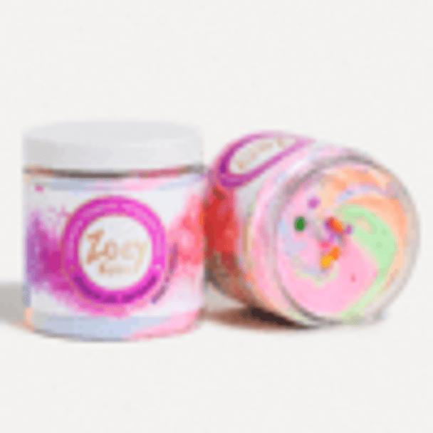 Rainbow Sherbet  Whipped Soap