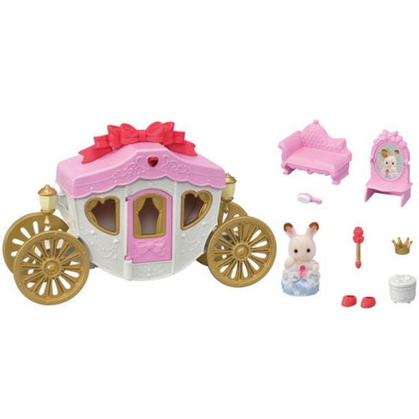 Royal Carriage Set