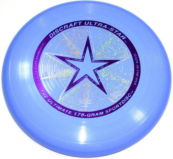 Ultra-Star 175 Gram Sport Disc-Light Blue