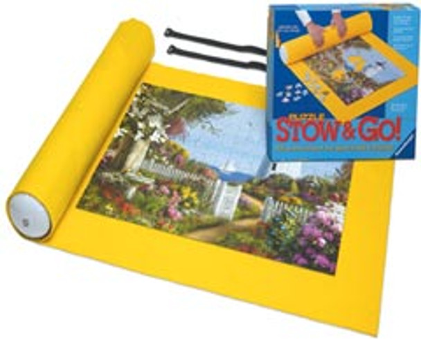 Stow & Go Puzzle Mat