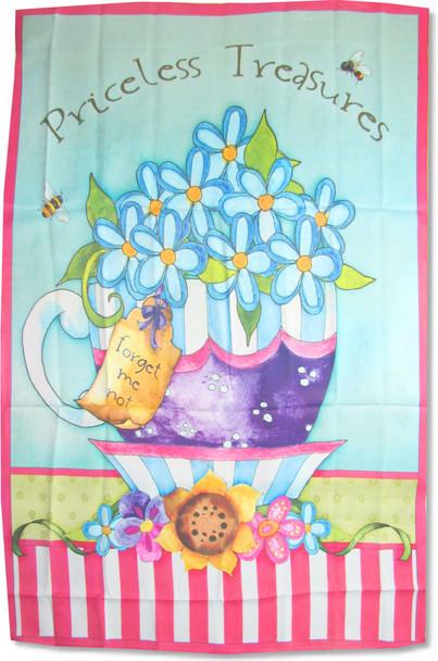 Spring Blooms Banner