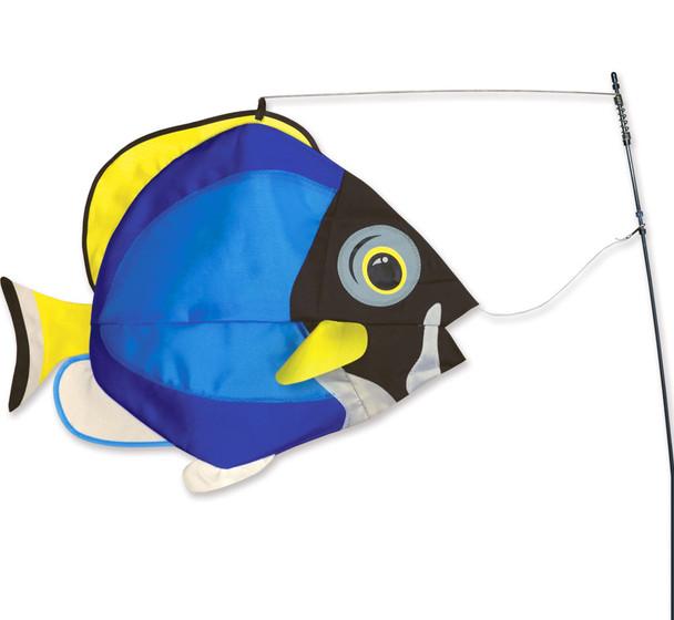 Swimming Surgeon Fish Kinetic Windvane
