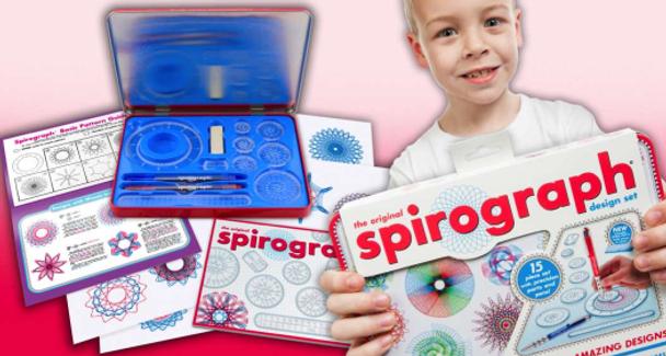 The Original Spirograph Design Set