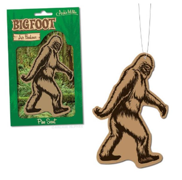 Bigfoot Air Freshener