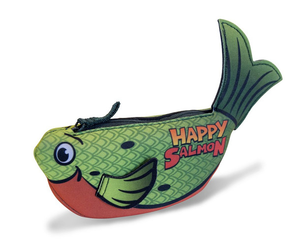 Happy Salmon Card Games