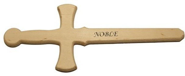 The Noble - Wooden Play Dagger