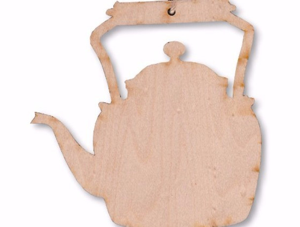 Copper Kettle Ornament