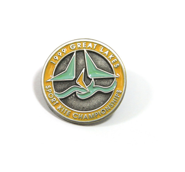 1999 GLKC Collectors Pin Front
