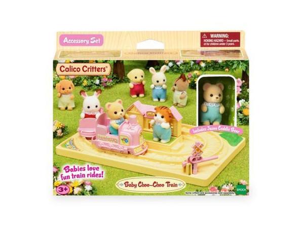 Calico Critters Baby Choo-Choo Train