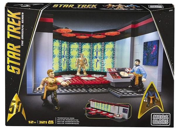Star Trek Transporter Room Mega Blok
