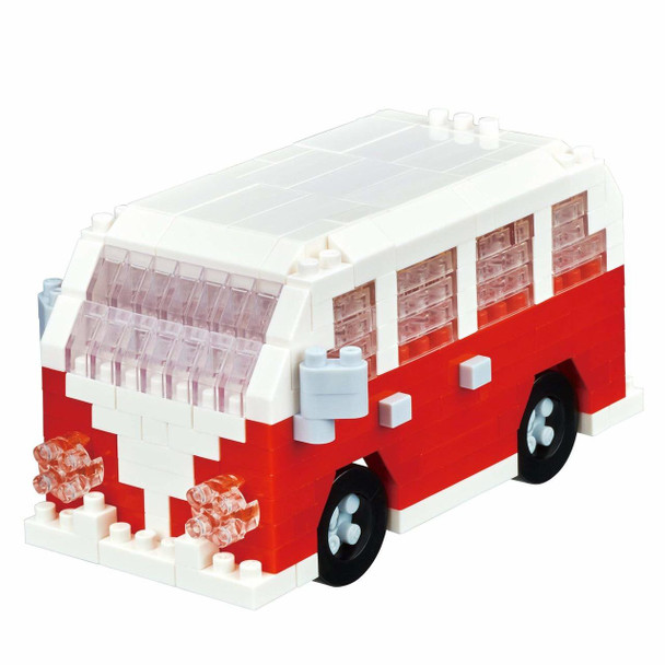 Nano Block Mini Van