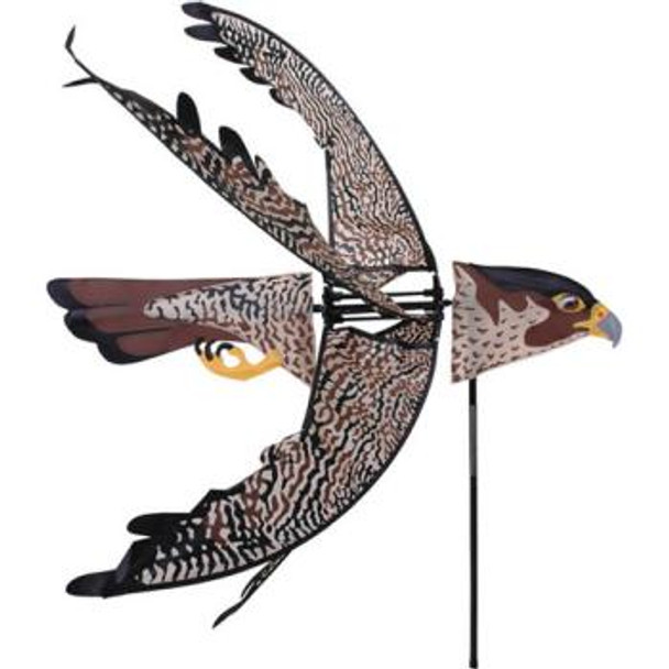 Flying Peregrine Falcon Spinner